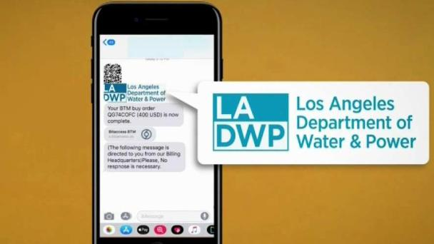 Officials Warn of LADWP Scam