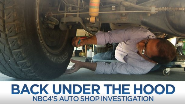 Do You Trust Your Mechanic? Email ITeam@nbc4.com
