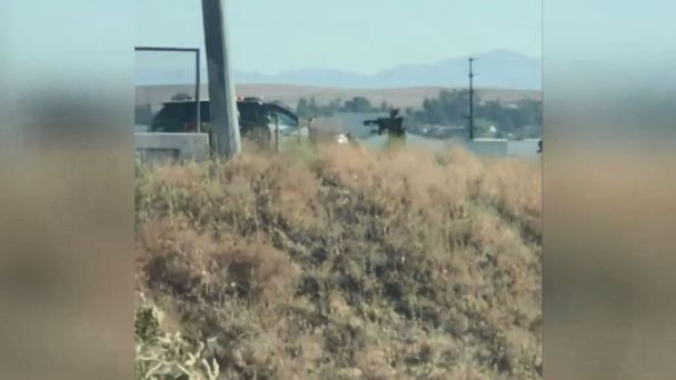 Assault-Style Rifle Used in CHP Shooting Was 'Ghost Gun'