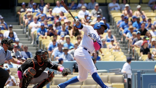 Dodgers Win, Take Series Against Marlins