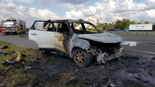 Safety Advocates Want Kias, Hyundais Recalled After Fires