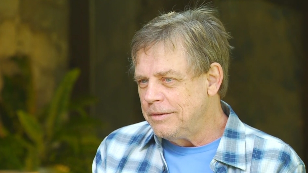Mark Hamill Strikes Back at Fake Autograph Industry