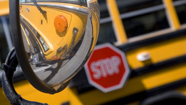Phony Cop Pulls Over School Bus Driver