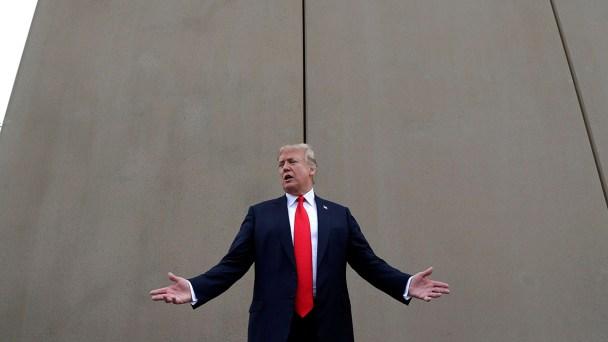 Border Wall: Fact-Checking Trump