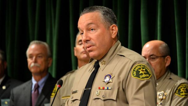 LA Sheriff's Deputy Accused of Hoax Shooting Report Fired