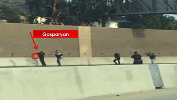LAPD Detectives Cleared in Crime Spree Takedown on 5 Freeway