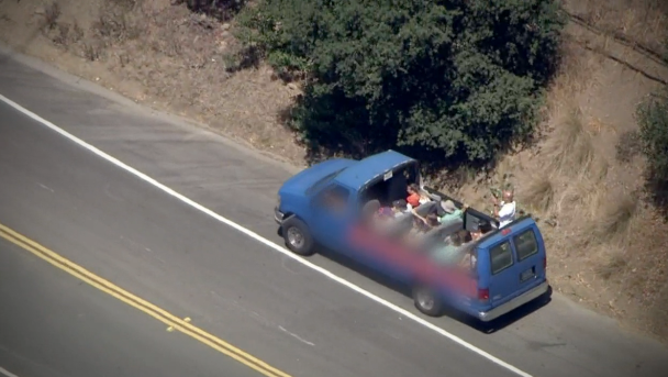New Safety Questions About 'Topless' Hollywood Tour Vans