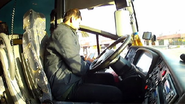 Asleep at the Wheel?: Bus Co. Puts Drivers at Risk