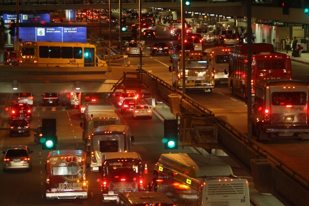 10 Million More Vehicles Traveling Through LAX