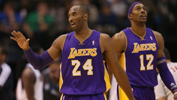 Lakers Practice: Kobe Back in Practice and Dwight Talks Free Throws