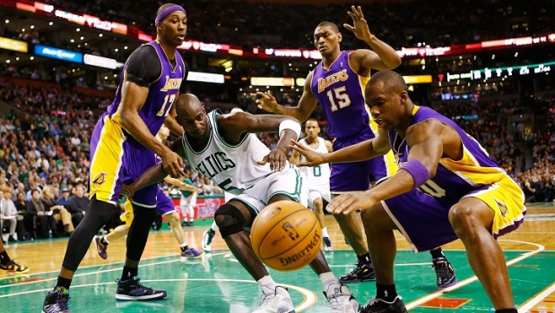 Lakers Host Celtics to Start Post-Buss Era