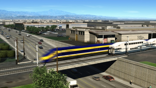 [CA GALLERY] California High-Speed Rail Locations Around the State
