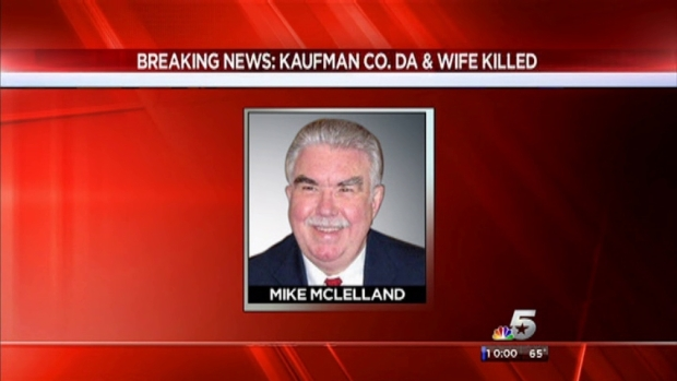 [DFW] Kaufman County DA And Wife Murdered In Forney