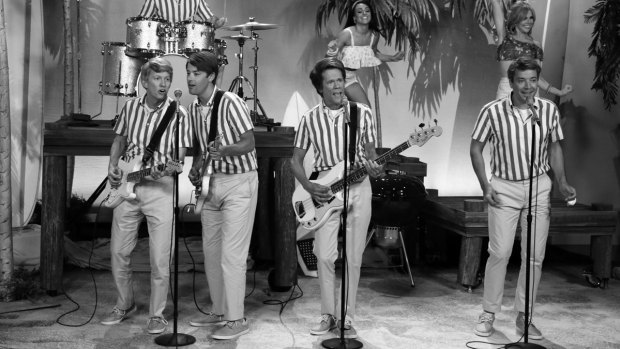 [NY] 'Tonight': First Drafts of Rock Does The Beach Boys