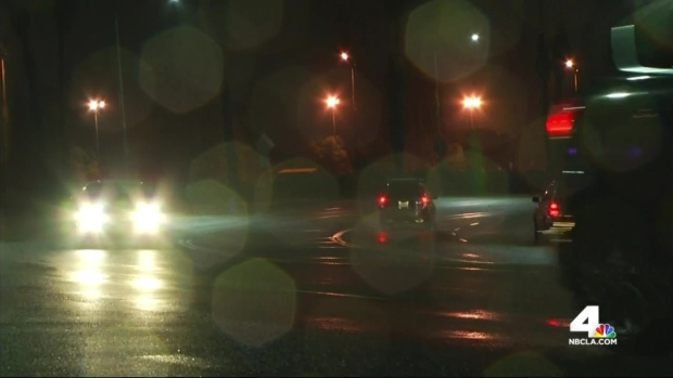 Storm Sets Up for Tough Morning Commute