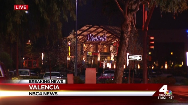 [LA] Quake Doesn't Startle Shoppers