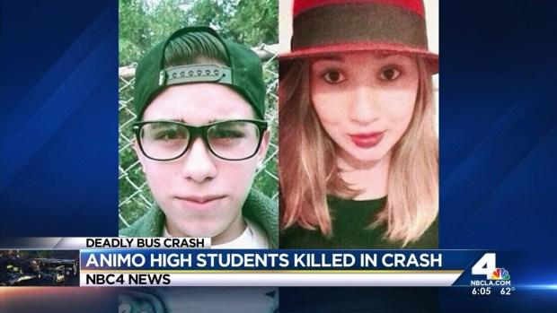 [LA] Students From Inglewood Among Bus Crash Deaths