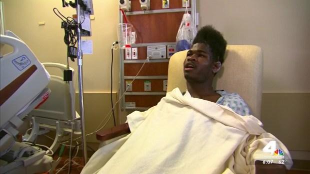 [LA] Student Injured in Bus Crash Speaks Out
