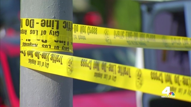 [LA] Homeless Man Shot, Killed by Police in Hollywood