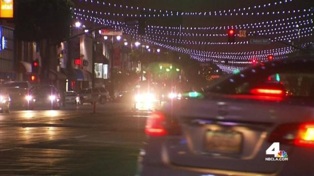 [LA] Street Closure, Heightened Security in Huntington Park