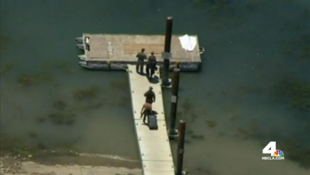 [LA] One Person Dead in Apparent Boating Accident