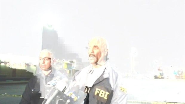 [LA] Raw Video: FBI Holds News Conference on Shooting