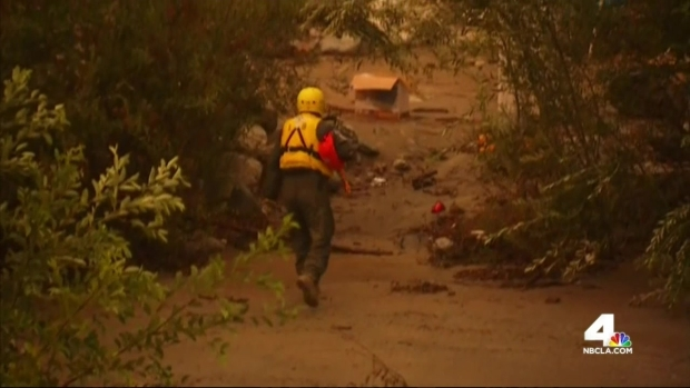Evacuee Recalls Fleeing Before Flash Flood Washout