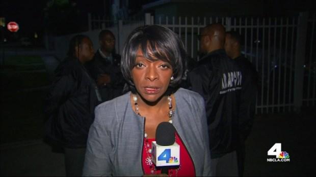 [LA] Group Helps Create Peace Among Gangs in South LA