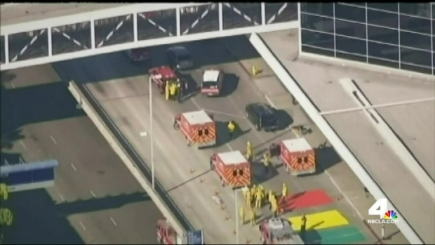 [LA] Officials Tout New Procedures at LAX After Response to Ebola Scare