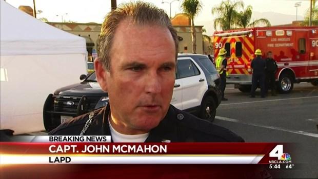 [LA] DWP Truck Fatally Hits Teen Riding Bicycle