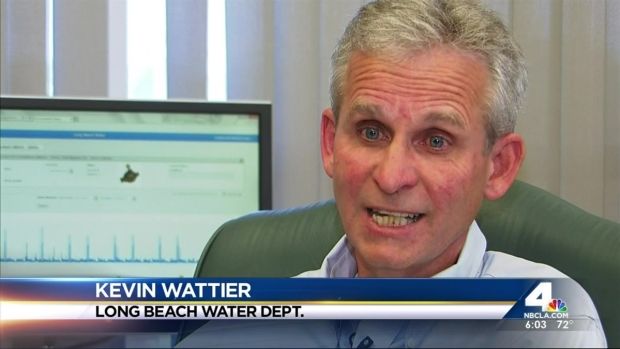 "[LA] ""Smart Meters"" Help Long Beach Crack Down on Water Wasters"
