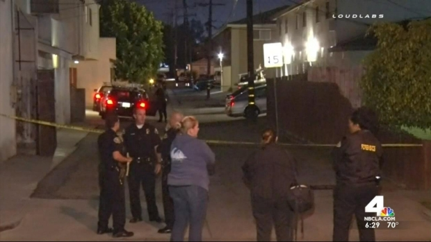 """[LA] Witness: Officer Who Shot Fatally Shot Student Had """"No Other Choice"""""""