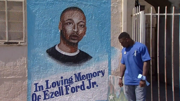 [LA] Beck, Garcetti Respond to Ezell Ford Ruling