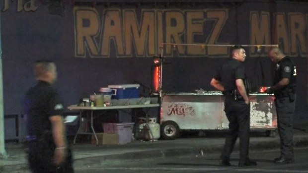 [LA] Taco Vendor Gunned Down in South LA