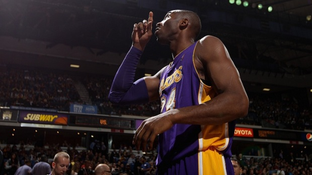 Lakers Fans Should Be Thankful for Kobe Bryant