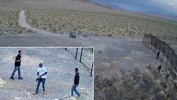 [LA] WATCH: Vandalism at Devils Hole in Death Valley