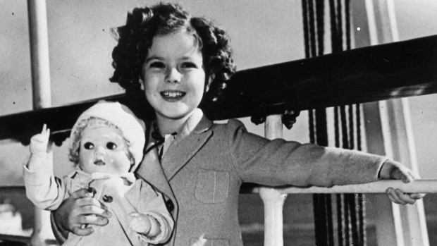 Shirley Temple Remembered