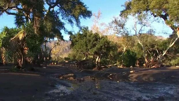 [LA] 17 People Killed in Montecito Mudslides
