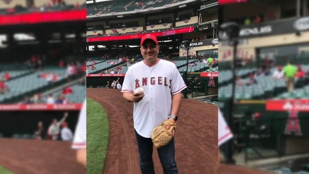 NBC4 Weather Day at Angel Stadium