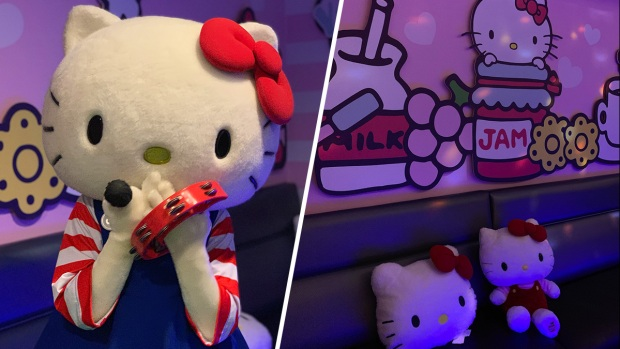 Look Inside This New Hello Kitty-Themed Karaoke Spot in Alhambra