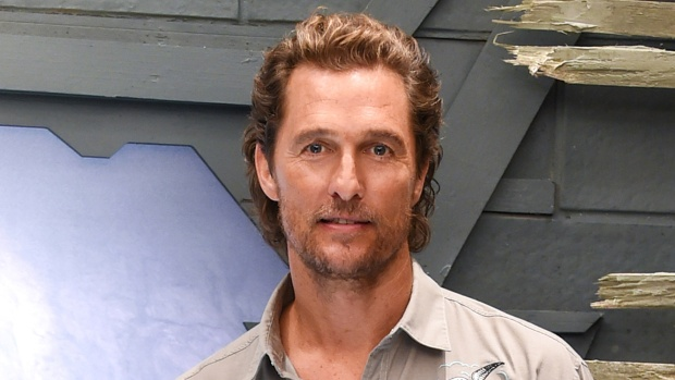 [NATL-AH] Alright, Alright, Alright: Matthew McConaughey Joins Instagram