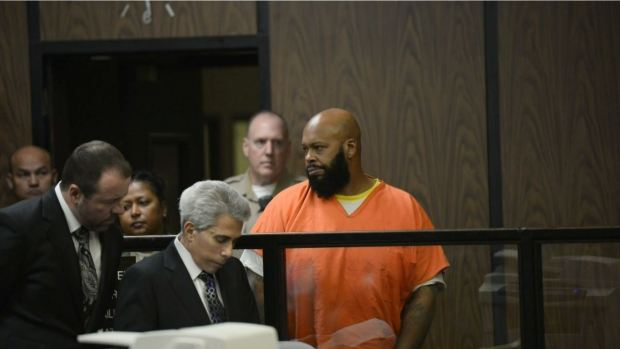 "[LA] ""Suge"" Knight Pleads Not Guilty to Murder Charge"