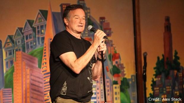 [BAY] Robin Williams Was Fixture in Bay Area Comedy Scene
