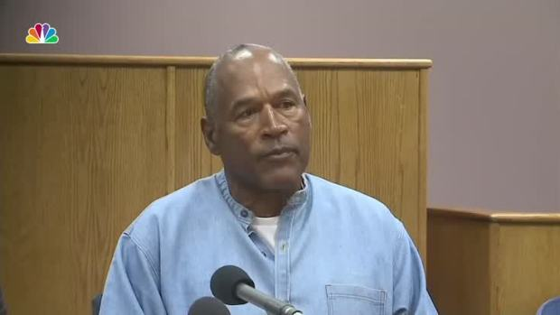 [NATL] OJ Simpson: 'I Would Never, Ever Pull a Weapon on Anybody'