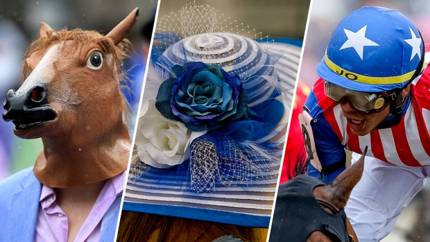 Horses and Hats: 2018 Kentucky Derby in Photos