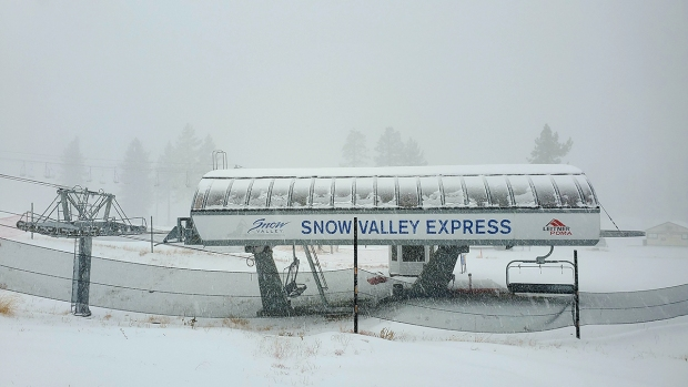 [LA GALLERY UPDATED 11/20] Southern California Mountain Snow Days