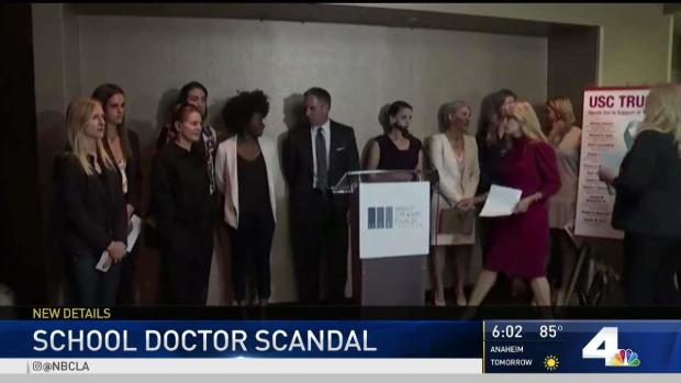 [LA] $215 Million Settlement Proposed in USC Sex Scandal