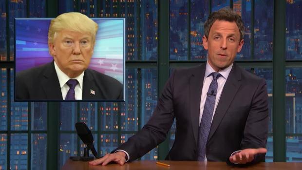 [NATL] 'Late Night': A Closer Look at Roy Moore; Trump and Putin