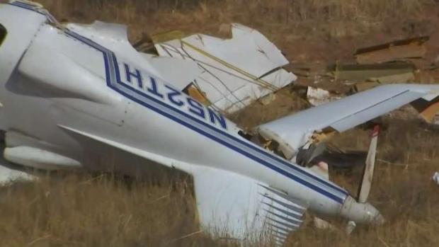 [LA] 4 Killed in Small Plane Crash