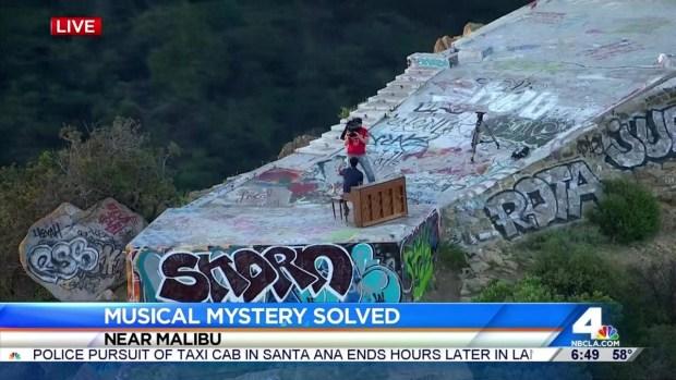 [LA] Mountain Piano Mystery Solved